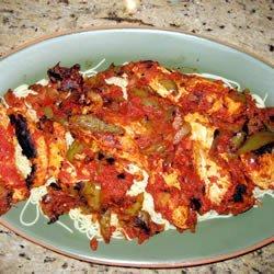 Chicken Annie Style recipe