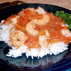 Creole Shrimp recipe