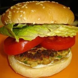 Thai Tuna Burgers recipe