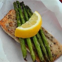 Chef John's Salmon in Parchment recipe