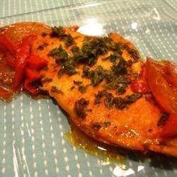 Moroccan Shabbat Fish recipe