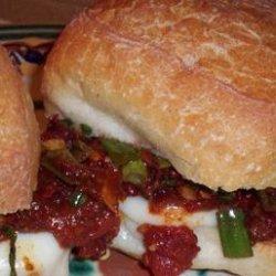 Tomato and Mozzarella Sandwiches [panera Taste-A-Like] recipe