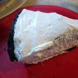 Cookies & Cream Pie recipe
