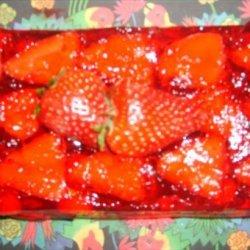 Strawberry Fruit Jelly recipe