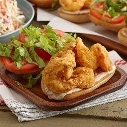 Shrimp Po'boys recipe