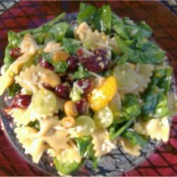 Chicken Bow Tie Salad recipe