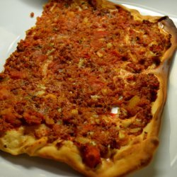 Turkish Pizza recipe