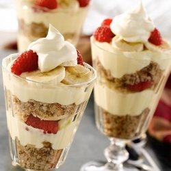 Pudding Parfaits recipe