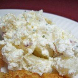 Baked Potato Salad ( Done My Way ) recipe
