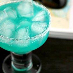 Blue Margarita recipe