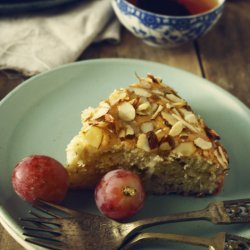 Almond Tea Cake recipe