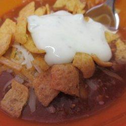 Taco Chowder recipe