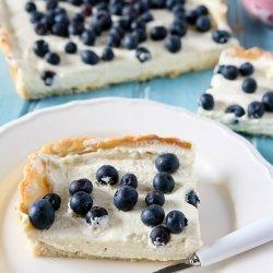 Lemon Blueberry Tart recipe
