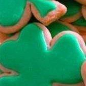 Fabulous Shamrock Sugar Cookies recipe