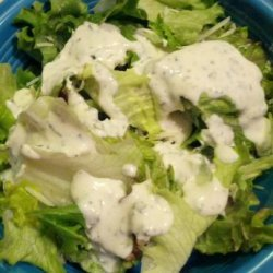 The Ultimate Best Homemade  Ranch  Dressing recipe