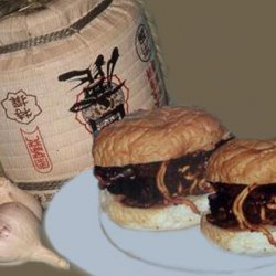 Teriyaki Beef on a Bun recipe