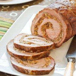 Stuffed Pork Loin recipe