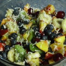 Fresh and Simple Fruit Salad recipe