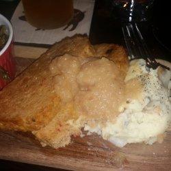 Applesauce Meatloaf recipe