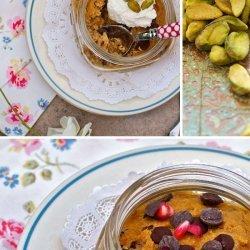 Chocolate Potato Cake recipe