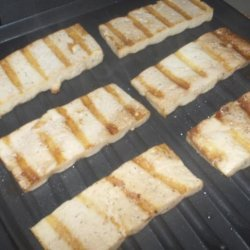 Easy-As-1-2-3 Versatile Grilled Tofu Chunks or Sandwich Slices recipe