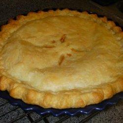 Savory Onion Pie recipe