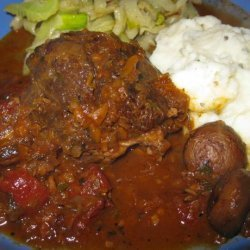 Red Wine Braised Beef Shanks recipe
