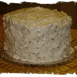 Mom's Italian Cream Cake recipe