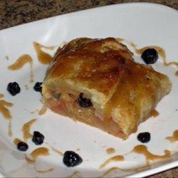 Chef Joey's Vegan Apple Strudel recipe