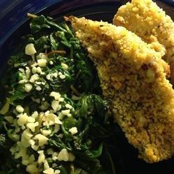 Baked Butter Herb Perch Fillets recipe