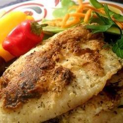 Pan Fried Halibut recipe