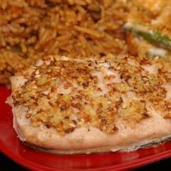 Sesame Crusted Mahi Mahi II recipe