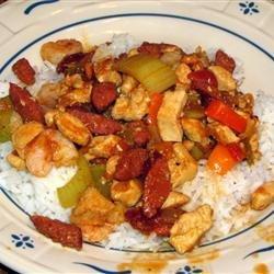 Jambalaya One Dish recipe