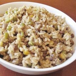 Whole Rice and Lentils (Majadara) recipe