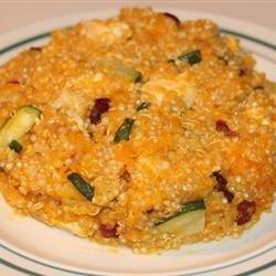 Quinoa Stuffing recipe