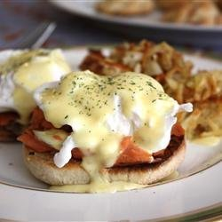 Blender Hollandaise Sauce recipe