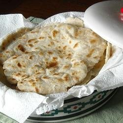 Authentic Mexican Tortillas recipe