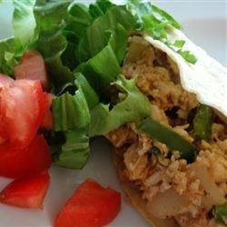 Easy Chicken Taco Filling recipe