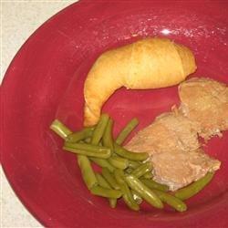 Super Simple Pork Chops recipe