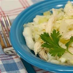 Vietnamese Chicken Cabbage Salad recipe