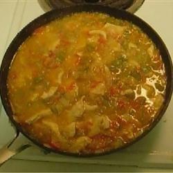Chili Chicken II recipe