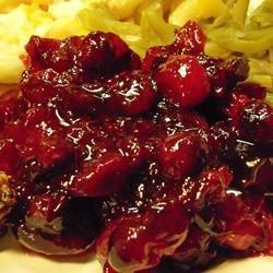 Cranberry Sauce II recipe