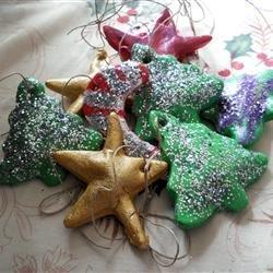 Dough Ornament Recipe recipe