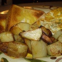 Dad's Kentucky Home Fries recipe