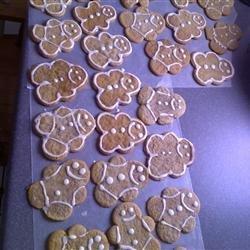 Gingerbread People recipe