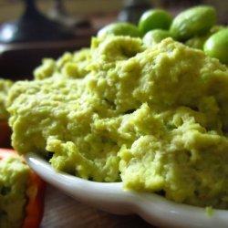 Edamame Hummus (Joy Bauer) recipe