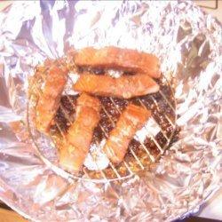 Smoked Salmon in a Wok recipe