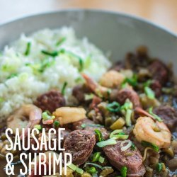 Shrimp and Sausage Gumbo recipe