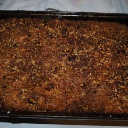 Cinnamon Coffee Cake With Pecans recipe