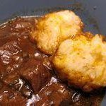Jamie Oliver - Beef and Guinness Stew With Dumplings recipe